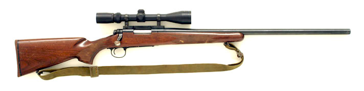 7.62mm Remington M40 Sniper Rifle Serial No.77836 used by Tom Berenger on location in Thailand - Sniper 3